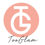 too glam shop logo