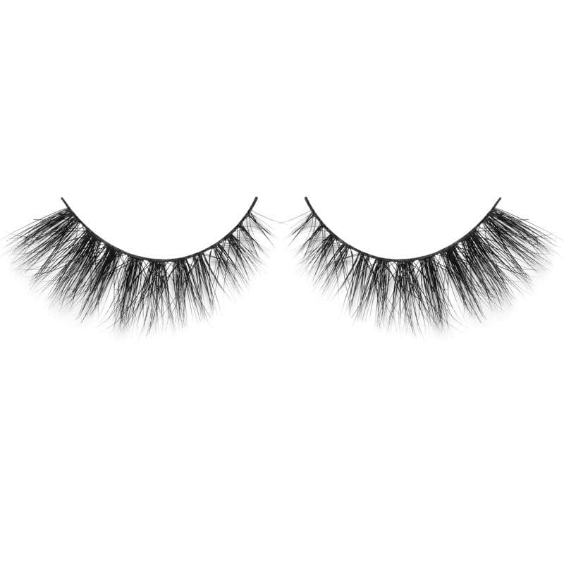 #Bossbae nepwimpers 3D faux mink lashes shop too glam demi whispies