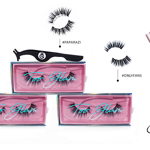 instafamous collection set too glam magnetische nepwimpers