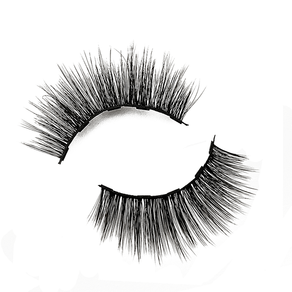 guestlist too glam lashes 3d faux agnetische nepwimpers