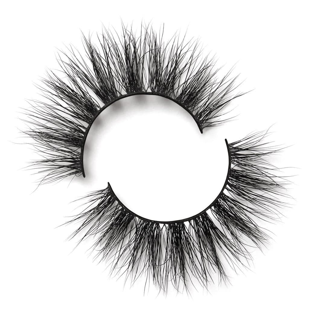 3D faux mink too glam lashes #Slay nepwimpers 3d wimpers