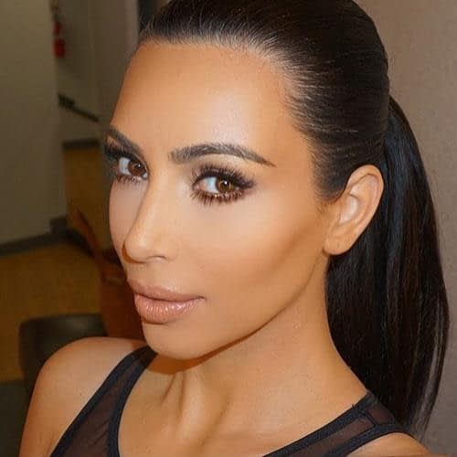 kim-kardashian mink lashes